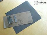Круг наждачний самоклеючий Р 600 d 125 мм (упаковка 10 шт), фото 4
