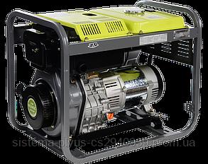 Дизельный генератор KS 6000D Konner&Sohnen