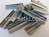 Скоби для ручного скобообжимного інструменту напівавтоматичного(600шт), фото 1
