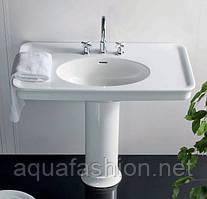 Класичний підвісний умивальник в стилі ретро 100 см Hatria Dolcevita Y0F0