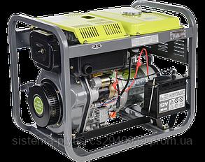 Дизельный генератор KS 6000DE Konner&Sohnen