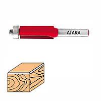 Фреза 301095 кромочная прямая 8х9,5х13,0 мм АТАКА