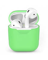 Чехол  Silicone Case for AirPods - Green
