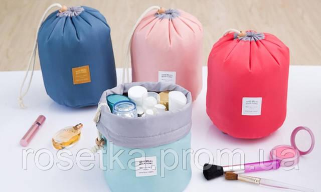 дорожня сумка-косметичка 2 в 1 - Travel Dresser Pouch