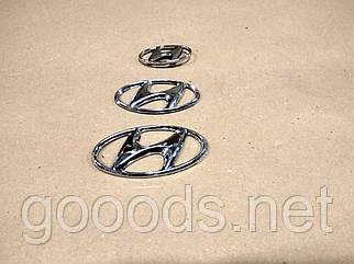Значки эмблемы на Hyundai