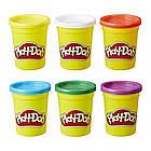 Набор пластилин Play-Doh 6 баночек общим весом 672 грамма (C3898). Оригинал Hasbro, фото 2