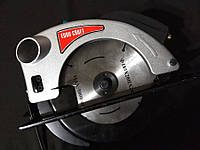 Дисковая пила EURO CRAFT CS214 • 1850 Вт • Диаметр диска 185мм • Качественная сборка • Польша
