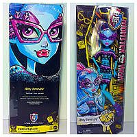 Кукла Monster High Geek Shriek Abbey Bominable Эбби Боминейбл крик Гиков