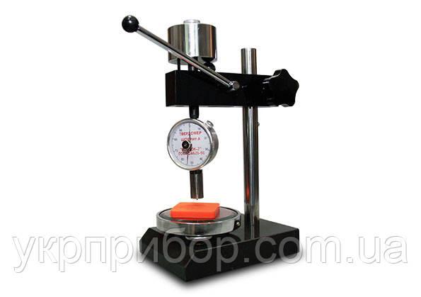 ТВР-АМ механічний штатив з твердоміром (дюрометром) ТВР-A