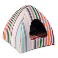 Дом - лежак для котов Каприз 38х38х36 см
