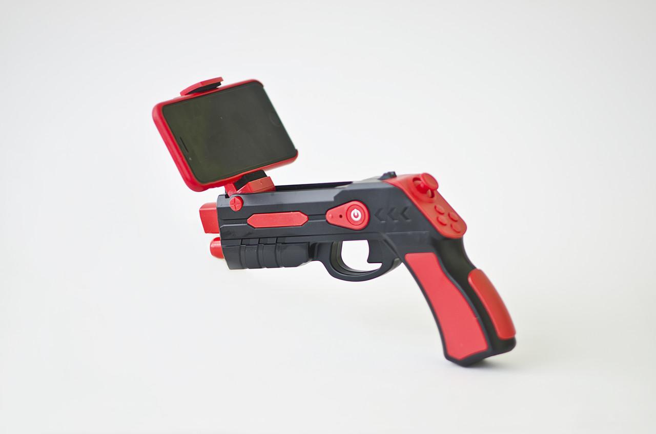 Пистолет дополненной реальности Ar Blaster Красный (ARG-1R)