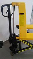 Ручные гидравлические тележки ножничного типа SLD1500, г/п 1500 кг, высота подъема 800 мм, фото 1