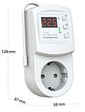 Wi–Fi терморегулятор Terneo RZX программируемый, фото 5