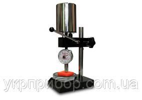 ТВР-DМ механический штатив с твердомером (дюрометром) ТВР-D