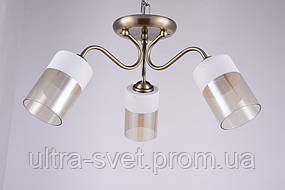 Люстра потолочная 3-ламповая 10250-3
