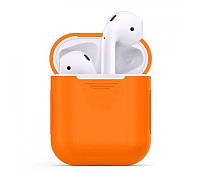 Чохол Silicone Case for AirPods - Orange