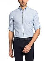 Голубая мужская рубашка LC Waikiki / ЛС Вайкики, фото 1