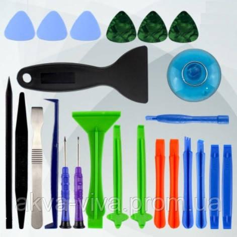 (24 в 1) Набор инструментов для ремонта мобильных телефонов