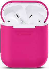Чехол  Silicone Case for AirPods - Rose Pink