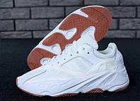 """Кроссовки мужские Adidas Yeezy 700 """"Белые"""" р. 40-45, фото 1"""