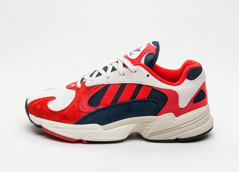 """Кроссовки Adidas YUNG-1 """"Collegiate Navy"""". Спортивная обувь. Лучший выбор. Стильные кроссовки адидас."""