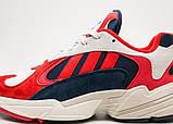 """Кроссовки Adidas YUNG-1 """"Collegiate Navy"""". Спортивная обувь. Лучший выбор. Стильные кроссовки адидас., фото 5"""