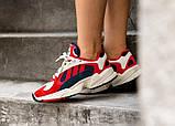 """Кроссовки Adidas YUNG-1 """"Collegiate Navy"""". Спортивная обувь. Лучший выбор. Стильные кроссовки адидас., фото 7"""