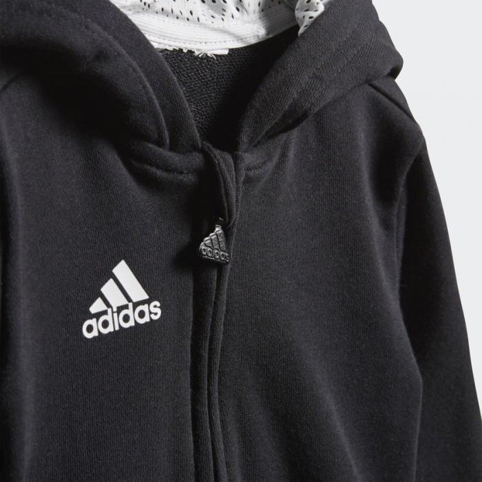 ... Детский костюм Adidas Performance Linear Hooded (Артикул  DN8418), ... 69648e26738