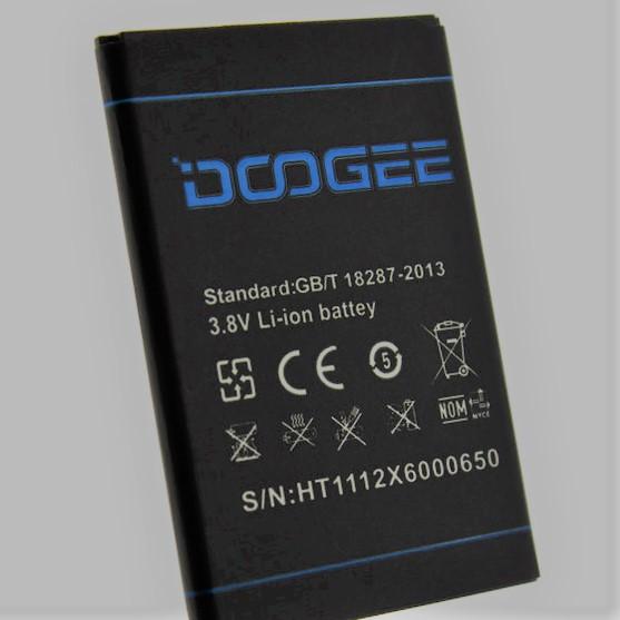 Аккумулятор Doogee X5 max