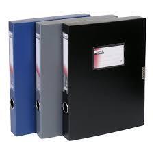 Папки-боксы, накопители документов
