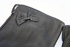 Женские кожаные сенсорные перчатки ВЯЗКА Маленькие 2-340s3, фото 2