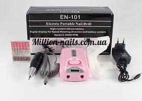 Портативний фрезер для манікюру з насадками EN-101