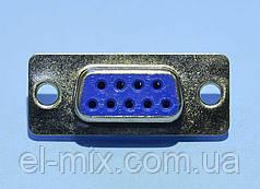 Гніздо DB-9F кабельне GNI0500