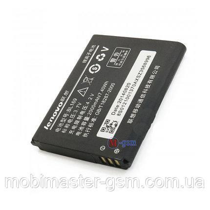Аккумуляторы для смартфонов Lenovo