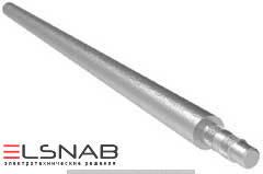 Шпилька заземления заклепочная D20 SZ150-20 Zn (L=1500) (Zn)