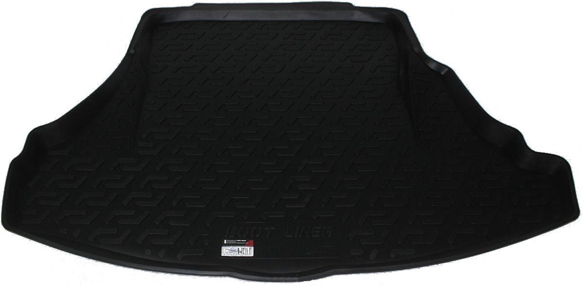 Коврик в багажник для Honda Accord SD (03-08) полиуретановый 113030101