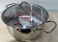Кастрюля TEFAL INTUITION A7024684 (24 см, 4.9 л с кр.))