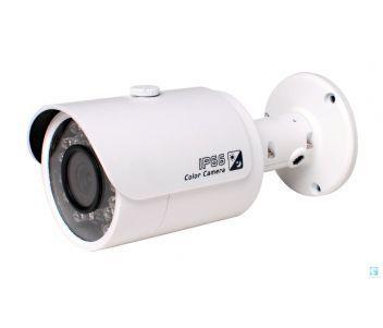 Видеокамера Dahua DH-HAC-HFW1100S-S2 (gray)