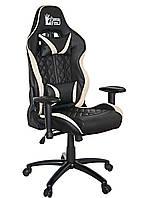 Компьютерное игровое кресло Special4You ExtremeRace 3 black/cream