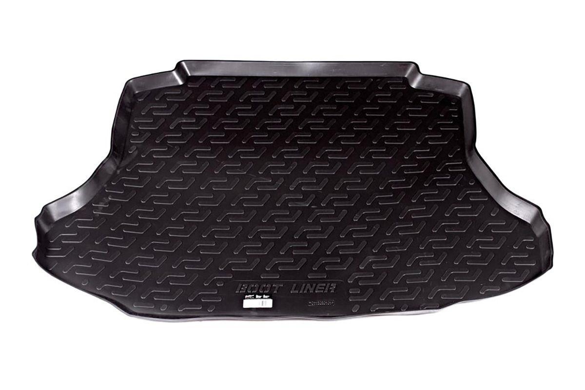 Коврик в багажник для Honda Civic SD (06-12) полиуретановый 113020101