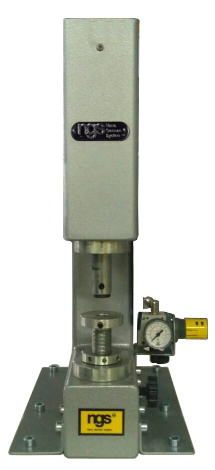 Пресс для установки фурнитуры AR-PF1 (пневматический)