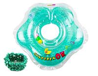Надувной круг для купания младенцев Аква Kinderenok
