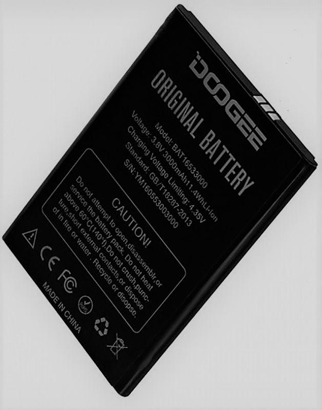 Аккумулятор батарея doogee X9 -X9 PRO