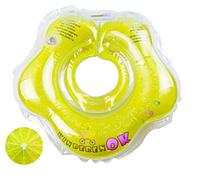 Детский круг для купания  Лайм  Kinderenok