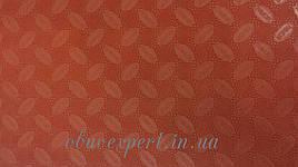 Резина набоечная FAVOR, р. 570*380*6 мм, цв.темно-красный