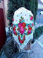 Белый платок