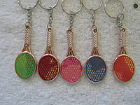 Брелок на ключи теннисная ракетка