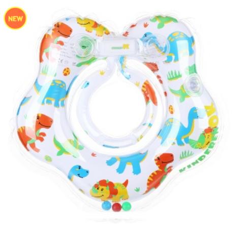 Круг для купания новорожденных Динозаврик Kinderenok