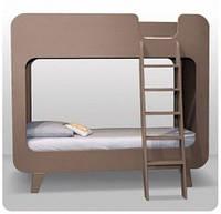 Двухъэтажная кровать Кубик