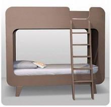 Двухъэтажная ліжко Кубик